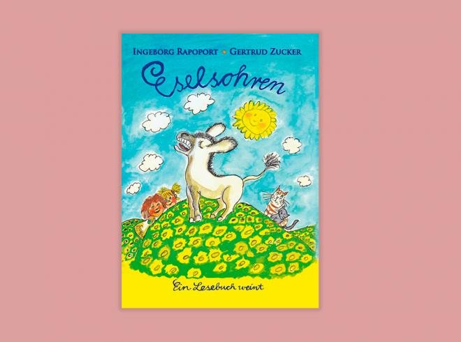 Eselsohren – Ein Lesebuch weint